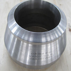 Бесшовный коаксиальный редуктор давления, S31803, 23,01мм х 18,26мм