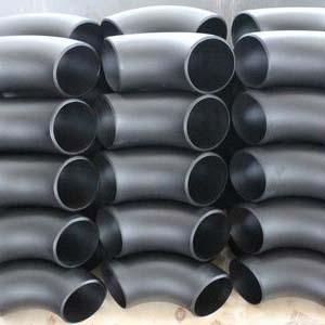 Колено трубопровода 90D из углеродистой стали, DN150, 7,11мм