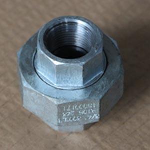 ASTM A105 оцинкованная соединительная муфта, 3000 SCRD, DN20