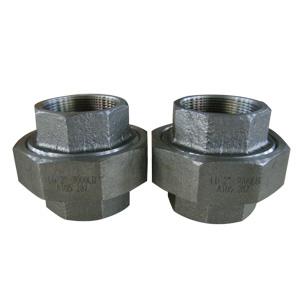ASTM A105 соединительная муфта, 3000LB, DN50
