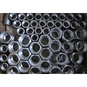 Шестигранная втулка, ASTM A105, DN25/DN20, трубная резьба