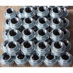 Соединение из углеродистой стали, ASTM A105, 3000 SCRD, DN40