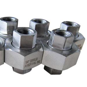Соединительная муфта, ASTM A182 F316, 3000LB, резьбовые концы
