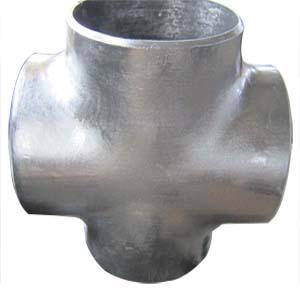 Трубная Крестовина, ASTM A234 WPB, Сваренный Встык