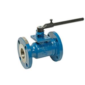 1-ПК шаровый клапан, полнопроходной, поплавковый, ASTM A216 WCB