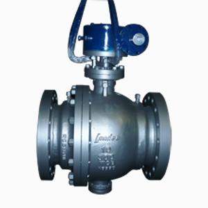 Клапан шаровый муфтовый, ASTM A216 WCB, DN250, PN20