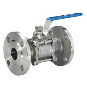 Литой шаровой клапан, WCB, 3 PC (поликарбонат), DN25, PN100