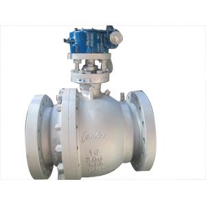 Полнопроходной шаровой клапан, DN250, PN50