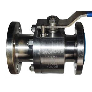 Шаровой клапан из нержавеющей кованой стали, PN20