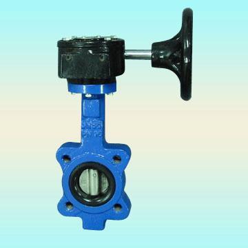 Задвижка с двойным смещением, DN40mm - DN600mm