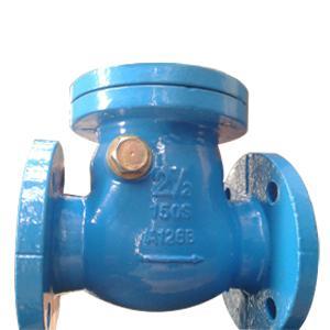 AWWA C508 обратный клапан с шарнирно-откидным диском