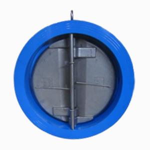 Чугунный межфланцевый обратный клапан, DN450,   PN16