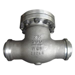 Обратный клапан из легированной стали