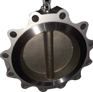 Обратный клапан из углеродистой стали, PN20, DN300