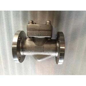 Обратный клапан с кольцевой прокладкой, A182 F51, PN 150