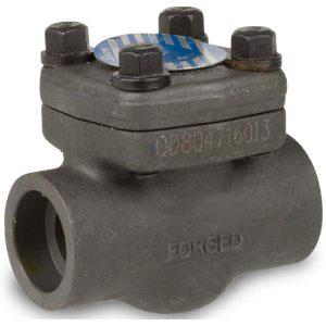 Поршневой обратный клапан из углеродистой стали