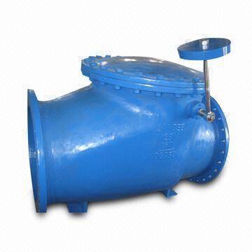 Запорный кран системы отвода воды AWWA C508