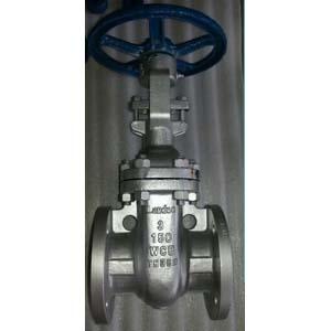 Задвижка ASTM A216 WCB, DN80