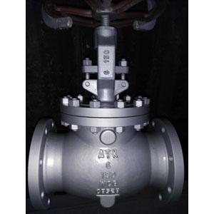 Задвижка ASTM A217, PN20, DN150, фланцевые концы