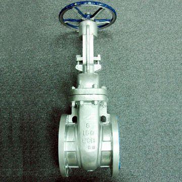 Задвижка из нержавеющей стали, DN15-DN900