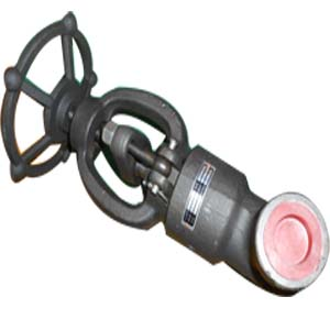 ASTM A182 F91 Шаровой Затвор, DN25 mm, 2500 LB, Сваренный Встык