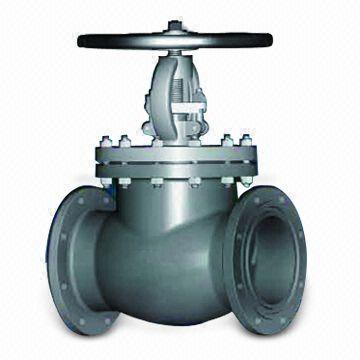 Чугунный промышленный шаровой клапан