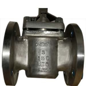 Пробковый кран без смазки, UB6, DN250, PN25