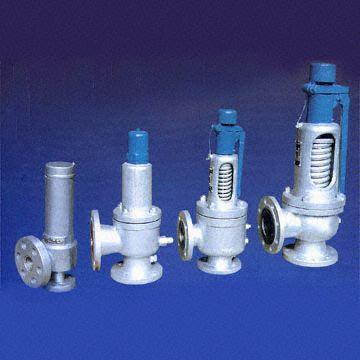 Фланцевый предохранительный клапан, клапан сброса давления