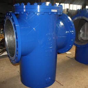 Фильтр ведерного типа, ASTM A216 WCB, DN600, PN20