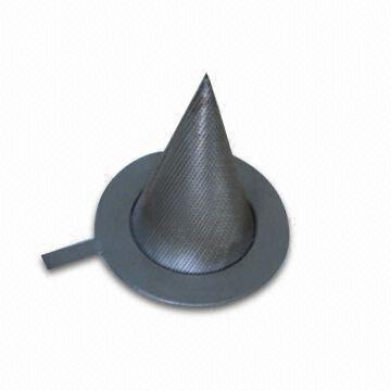 Конический сетчатый фильтр из нержавеющей стали