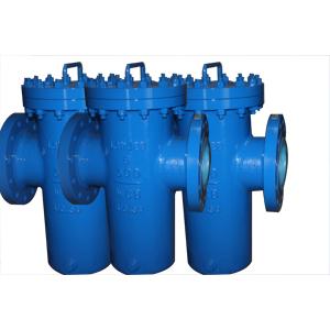 Корзинный фильтр ASTM A216 WCB, DN150, PN50