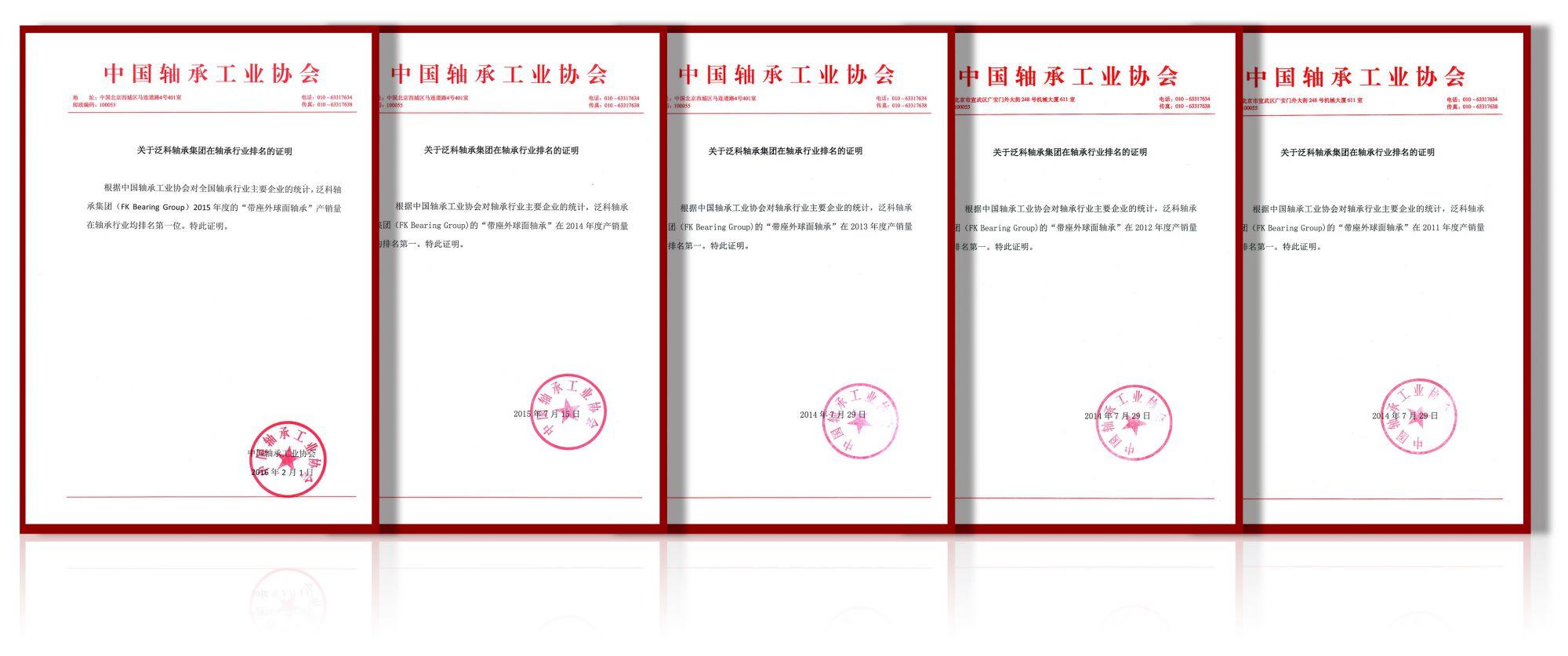 中國軸承協會工業協會