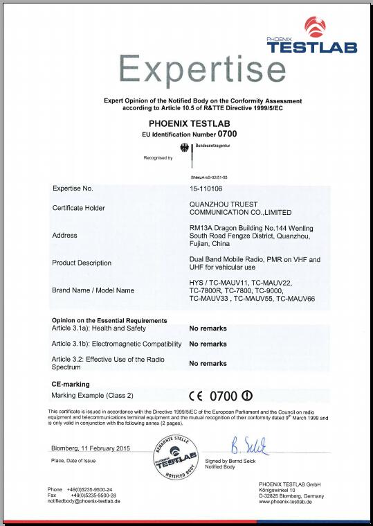 TC-MAUV33_CE Certificate-1