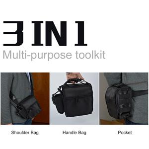 Multi-Functional Walkie Talkie Toolkit Pack HYS W-1