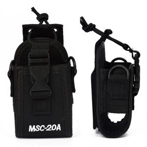 Nylon Walkie Talkie Carry Case MSC-20A