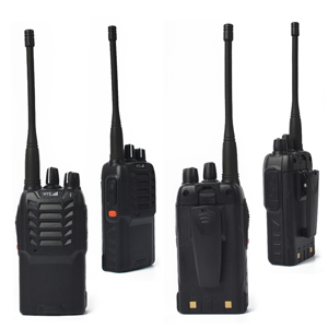 Hand Free Dual Band Walkie Talkie TC-A1