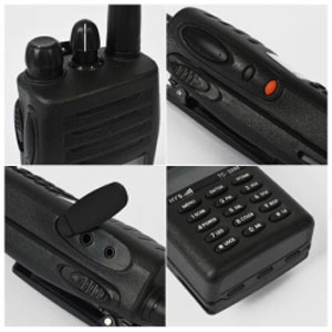 Portable Walkie Talkie TC-3288N