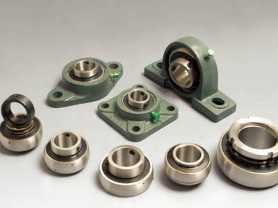 Three Typical Types of Insert Bearing