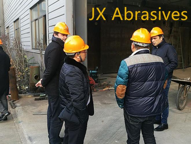 JX Abarasives Portuguese  Clients