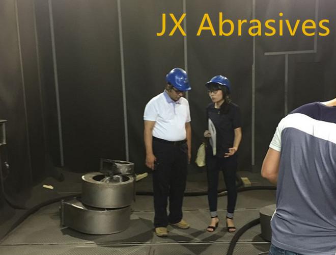 JX Abrasives Bahrain Clients