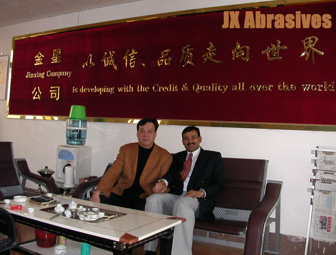 JX Abrasives India Clients