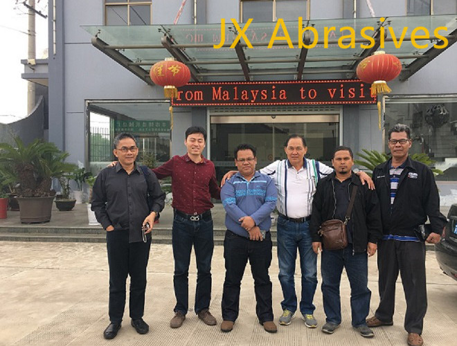 JX Abrasives Malaysian Clients 02
