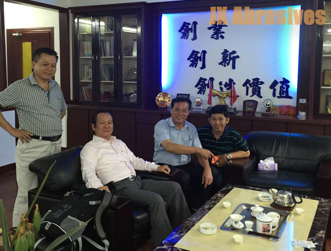 JX Abrasives Vietnam Clients