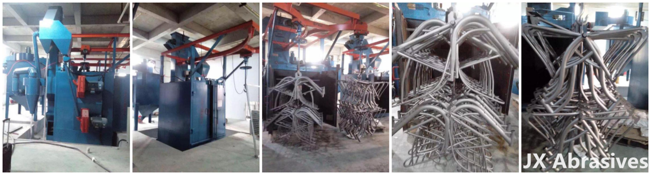 jx-companys-blasting-machine-was-highly-praised-by-customer