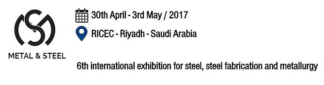 metal & steel exhibition in Saudi Arabia