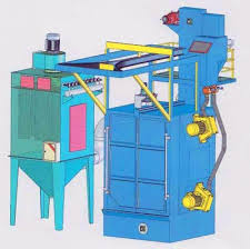 New Development of Chinese Shot Blasting Machine Equipment