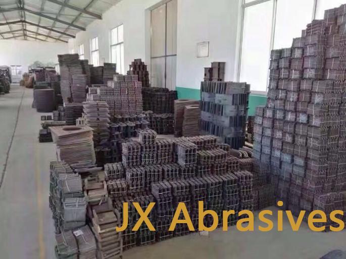 High Chrome Anti-abrasion Spare Parts