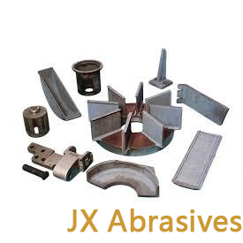 High Chrome Anti-abrasion Spare Parts