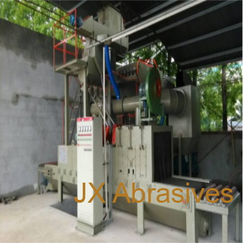 Concrete Block Shot Blast Machine for Surface Roughening