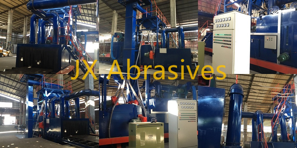 plate-structure-cleaning-shot-blasting-machine